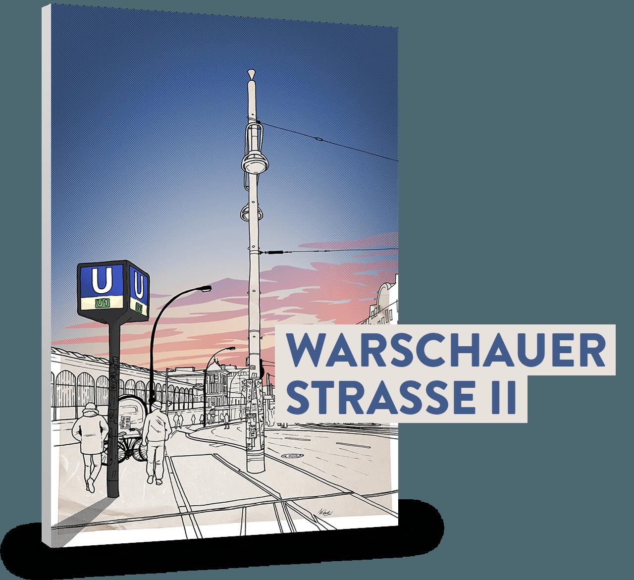 WARSCHAUER STRASSE II