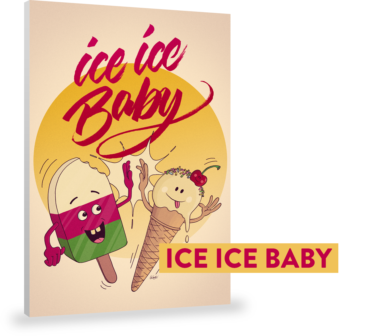 ICE ICE BABY (LATE SUMMER EDITION)
